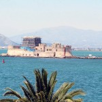 Nafplion: the Bourtzi