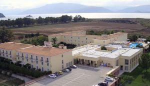 The Amalia hotel