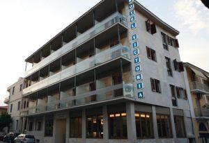 The Victoria hotel in Nafplio
