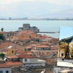 The town of Nafplion