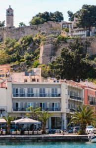 The Agamemnon hotel in Nafplio