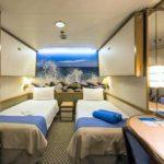 'ID' Inside cabin (~ 12sqm) - Poseidon deck