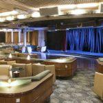 Dionyssos deck: Muses lounge & bar