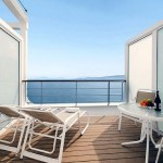 'SG' Grand Suite with balcony on the 'Celestyal Odyssey' cruise ship