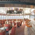 Helios deck: night club