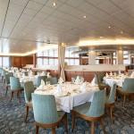 Selene deck: main dining room