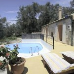 The Olive Press vacation house in Paxi
