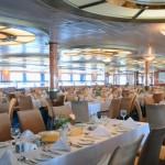 Poseidon deck: Aegean restaurant