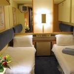 'IA' Twin inside cabin