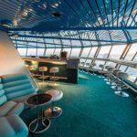 The 'Horizons' lounge & bar
