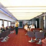 Merry deck: lounge