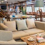 Main deck - indoor area