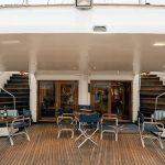Main deck - outdoor area