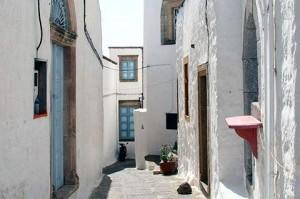 Patmos, Chora