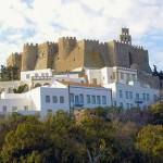 Patmos: St. John monastery