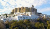 Patmos, the monastery of St. John