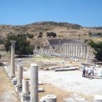 The Asklepeion in Pergamon