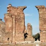 The Red Basilica in Pergamon