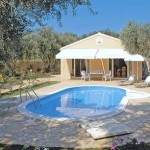 Persephoni Villa near Chalikounas beach in Corfu