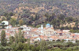 The village of Pagondas