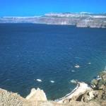 View of the Caldera from Akrotiri