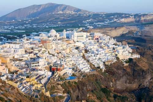Santorini tour to Pyrgos Village,Winery,Oia Town & Fira | Shore ...