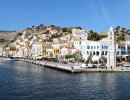 The port of Symi