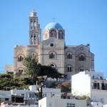 The Anastasi Church in Ermoupolis