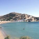 Syros: Vari beach