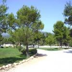 The TerraVibe park in Malakasa, Greece