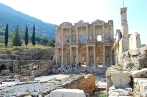 Ancient Ephesus: The Library of Celsus