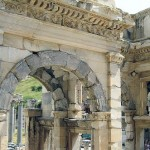 Ancient Ephesus: The Magnesian Gates