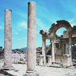 Ancient Ephesus: The Temple of Hadrian