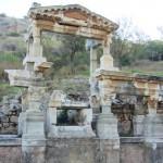 Ancient Ephesus: The Fountain of Trajan