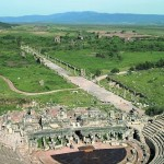 Ephesus, the amphitheatre