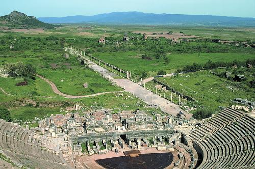 Experience Ancient Ephesus From Cesme Travel In Greece