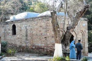 Ancient Ephesus: The House of Virgin Mary