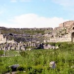 Ancient Miletus, the amphitheatre & the acropolis