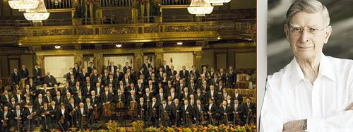 Vienna Philarmonic Orchestra & H. Blomstedt
