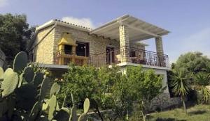 Yakovos Villa in Paxi