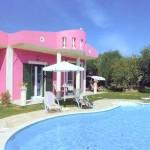 Zaira Villa near Chalikounas in Corfu