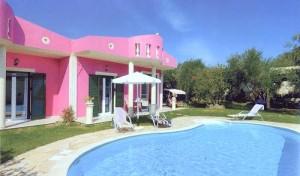 Zaira Villa in Corfu
