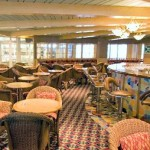 The Plaza Cafe bar